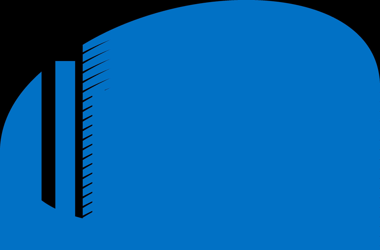 The classic Intel logo.