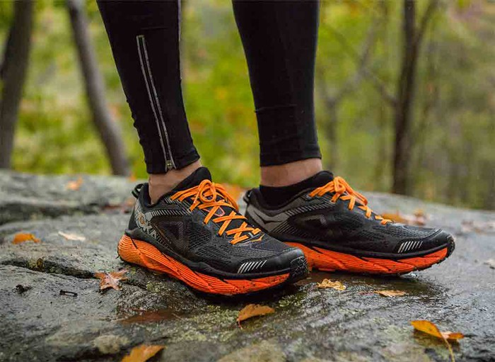 Hoka One One shoes from Deckers