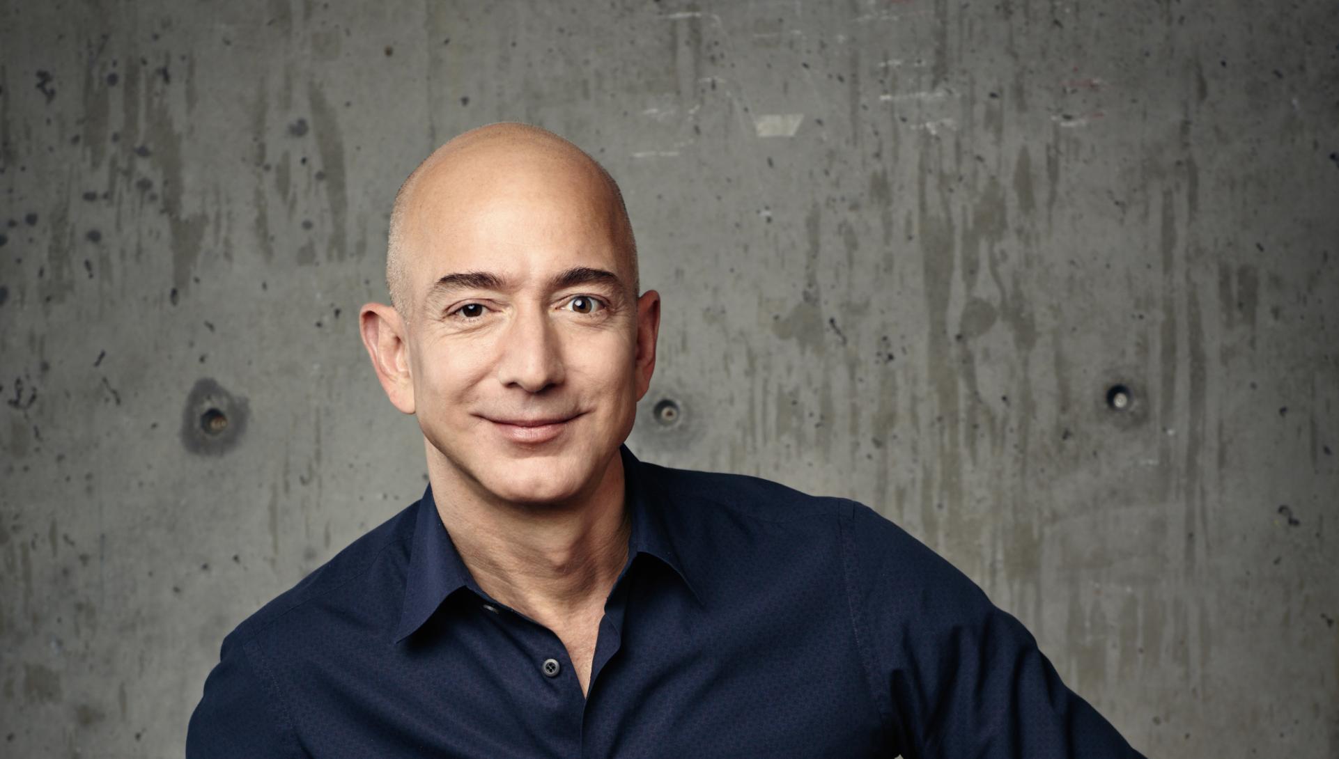 Amazon.com CEO Jeff Bezos