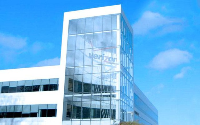 A Verizon office building.