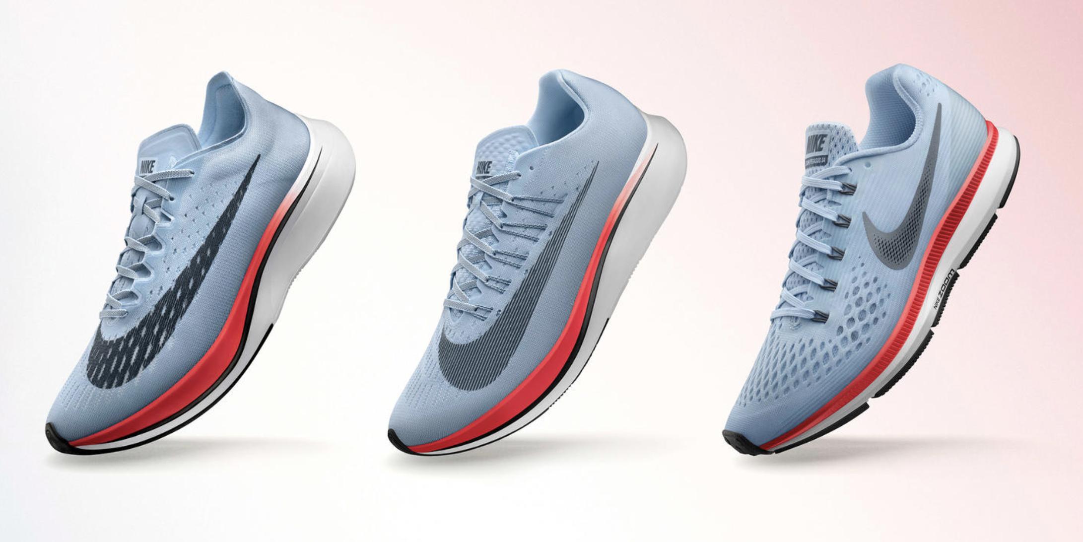 Nike's new Zoom Vaporfly running shoe