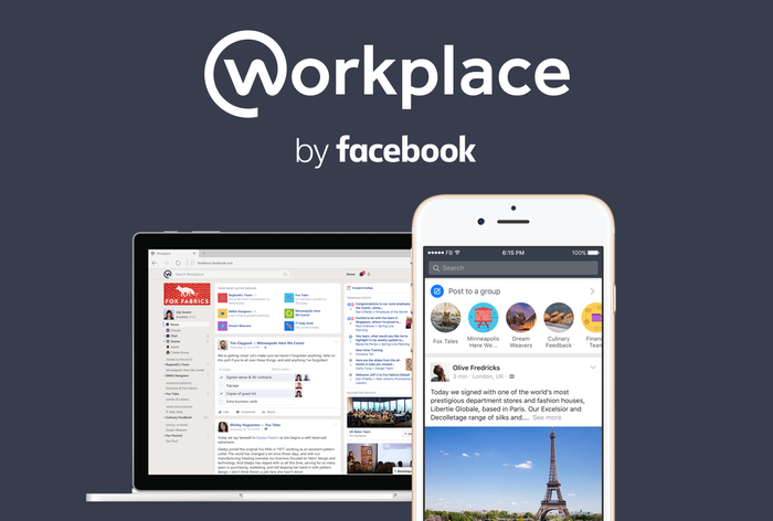 Workplace on desktop and mobile