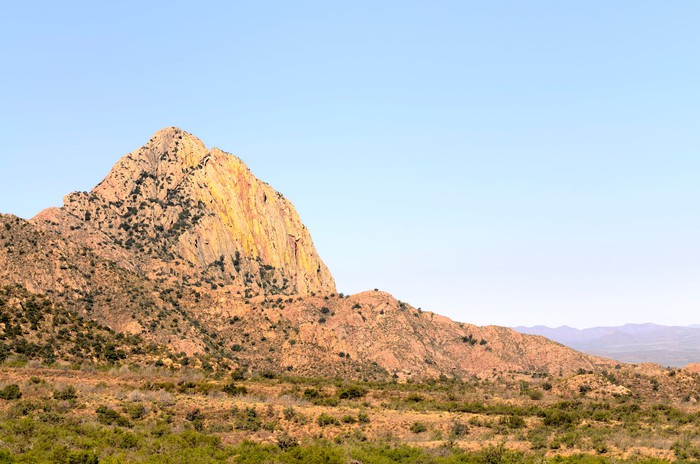 Santa Rita mountains south of Tucson, Arizona