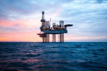 105 offshore oil