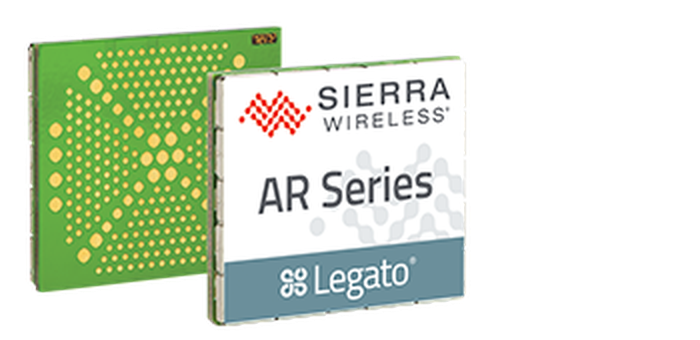 Sierra Wireless' AR series module.