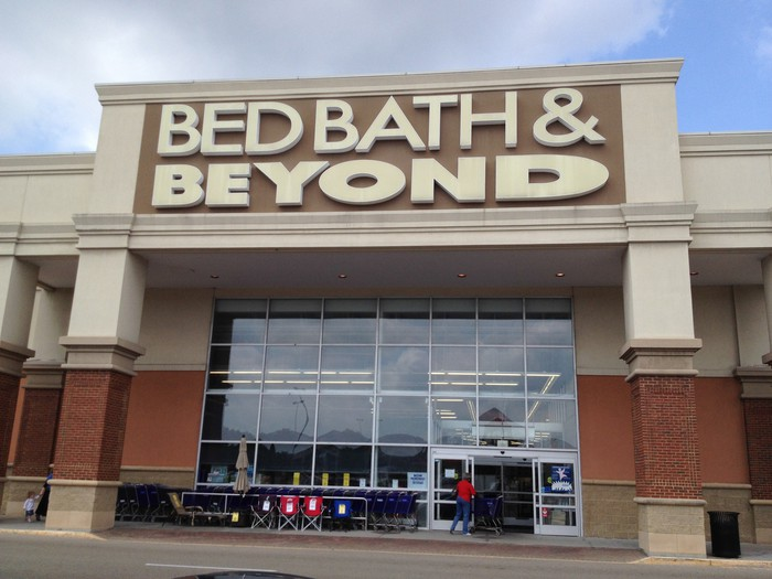 Bed Bath Beyond Inc Sales Rise Profits Fall The Motley Fool