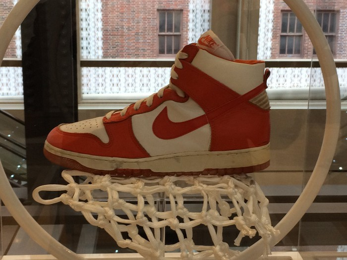The Nike 1986 Dunk High