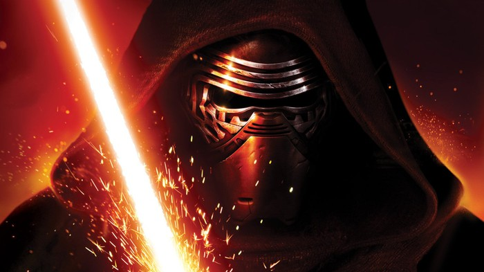 Kylo Ren from The Force Awakens.