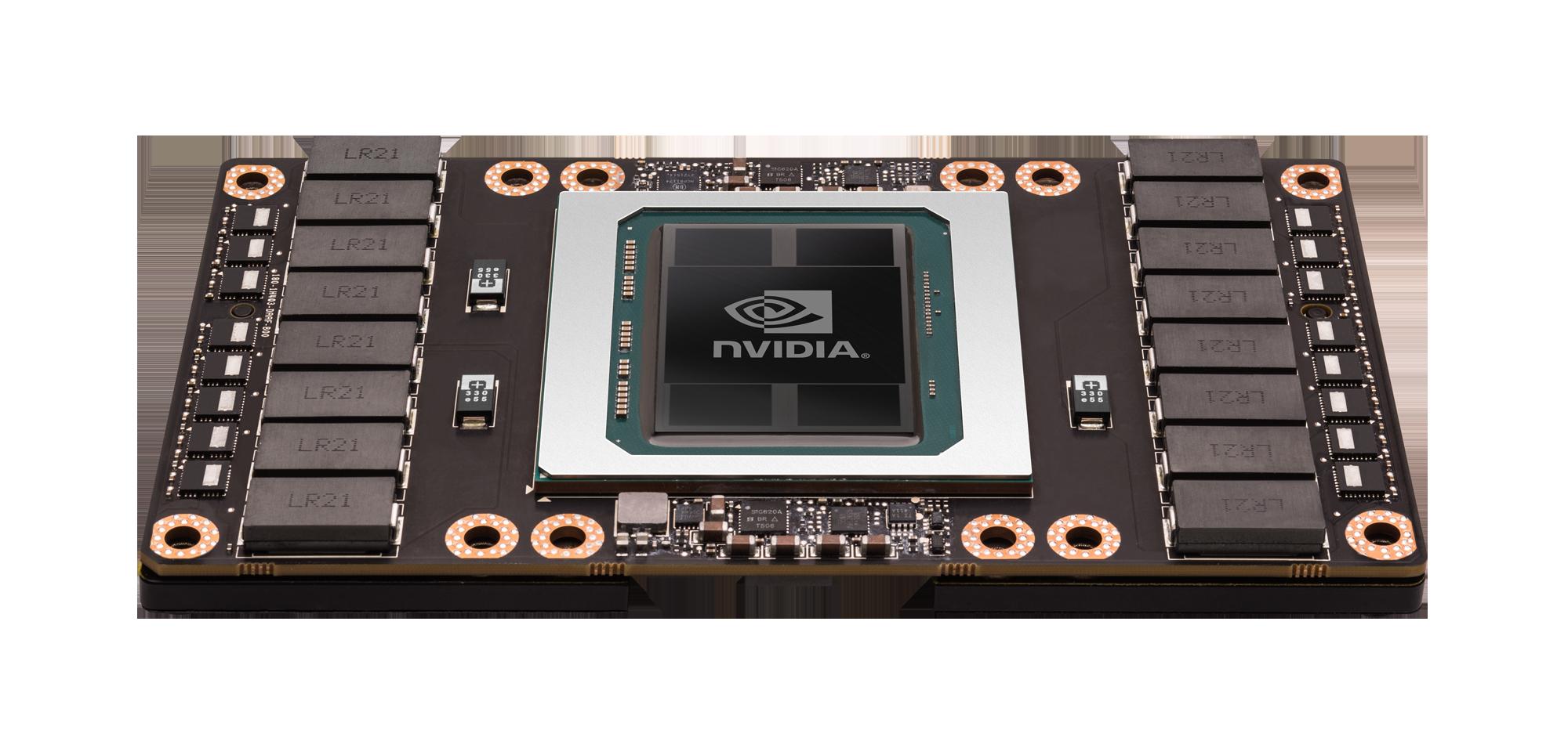 NVIDIA Tesla P100 GPU