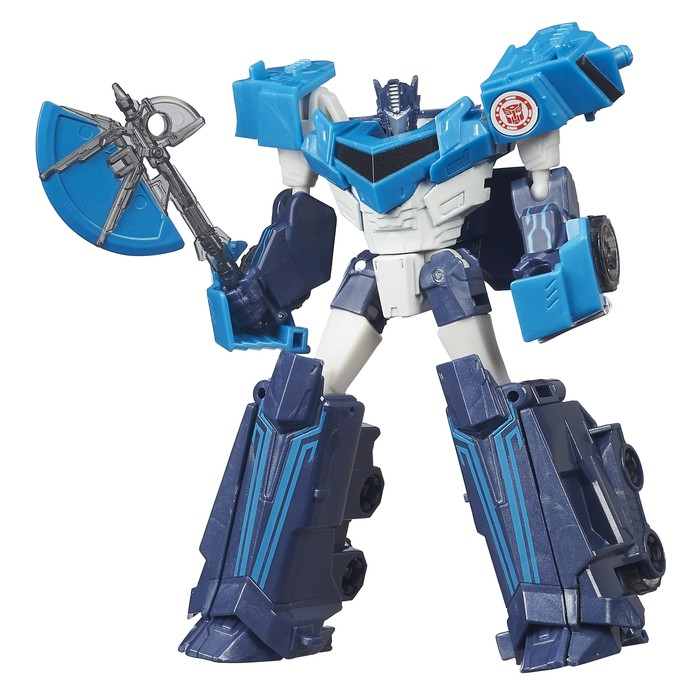 Transformers - robots in disguise - Warrior Class.