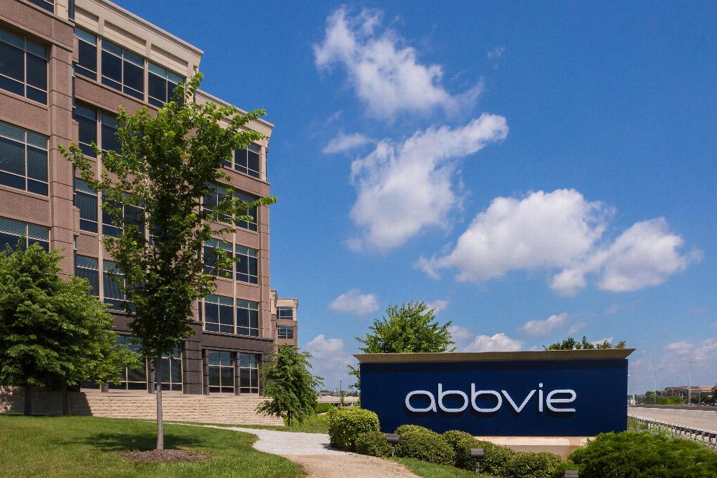US headquarters of AbbVie.
