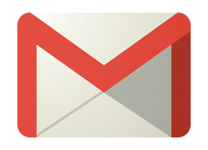 Gmail icon.