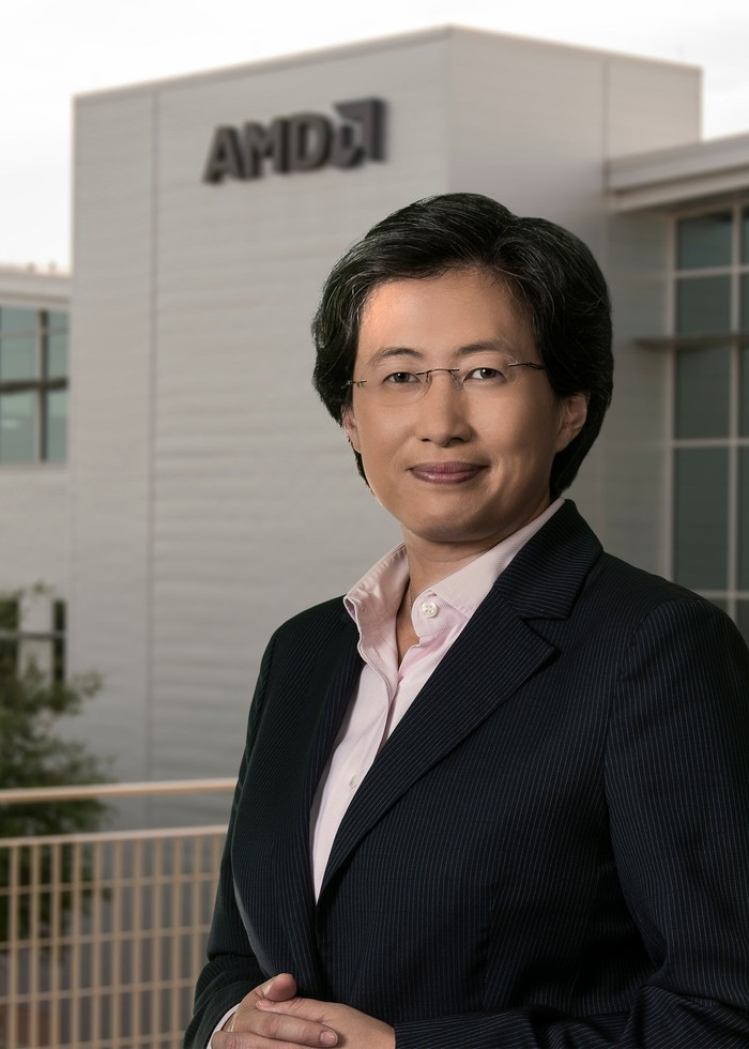AMD CEO Lisa Su.