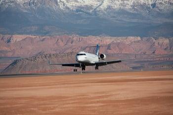 SKYW plane