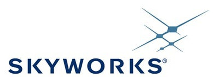 The Skyworks Solutions logo.