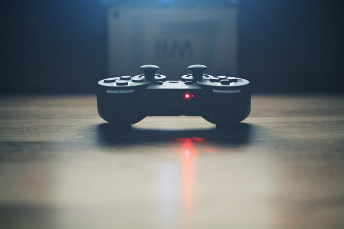 Sony Playstation 4 video game controller