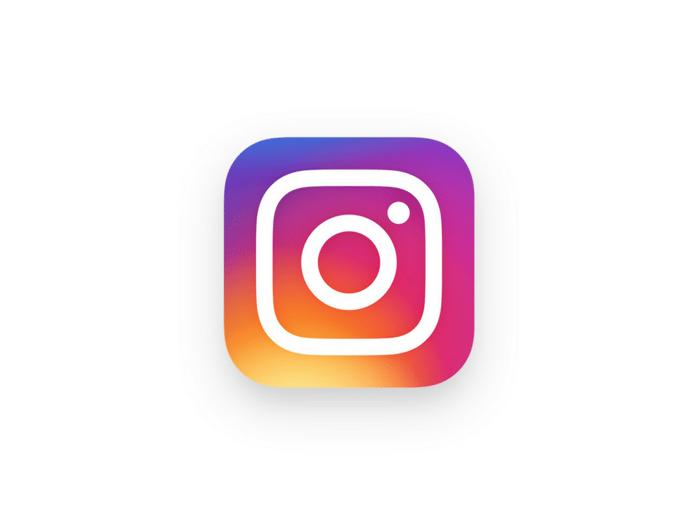 Instagram's app icon.