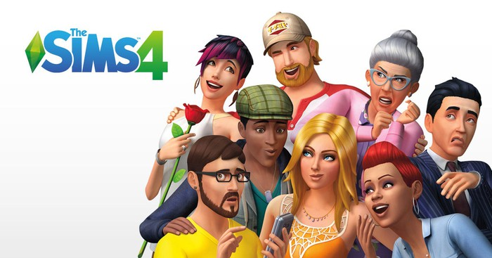 Box art for The Sims video game