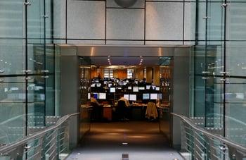 GS trading floor