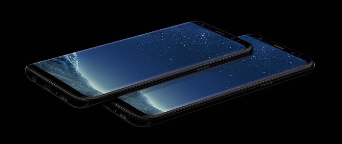 Galaxy S8 and S8+