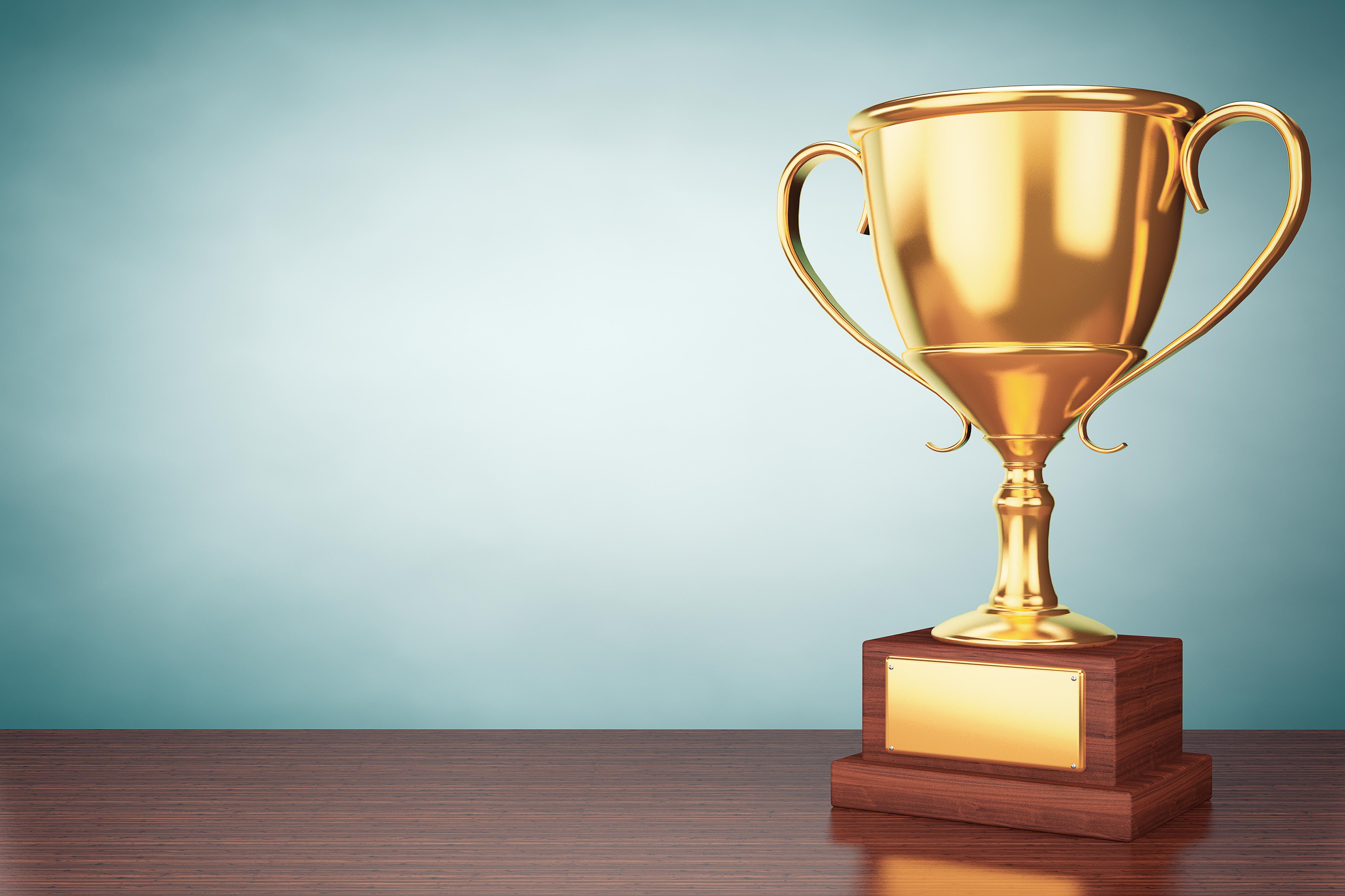 A trophy.