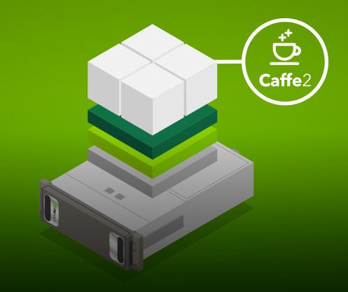 An image representing the Caffe2 framework.