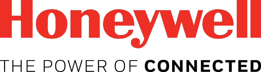 a Honeywell logo