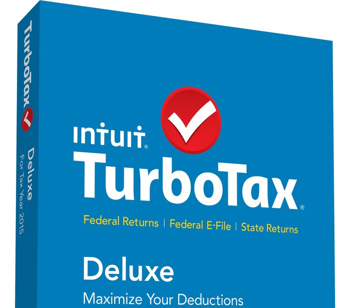 TurboTax box.