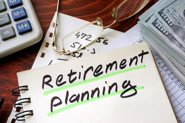 Investment Planning Retirement