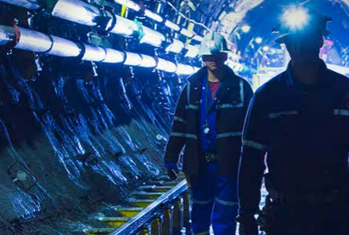 Cameco miners.
