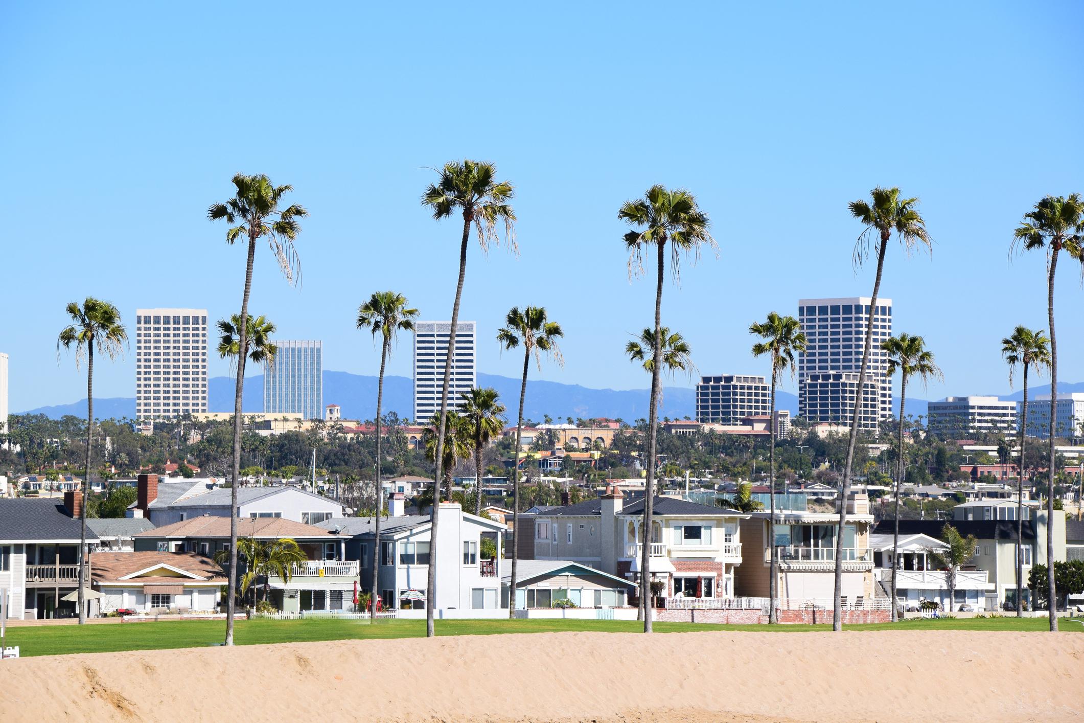Orange County, California.