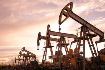 Energy-Oil Rig
