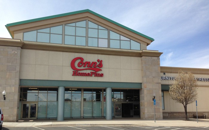 A Conn's store.