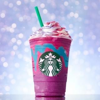 The Starbucks Unicorn Frappucino