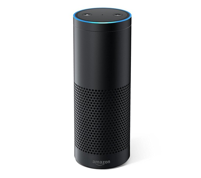 Amazon's Echo smart speaker.