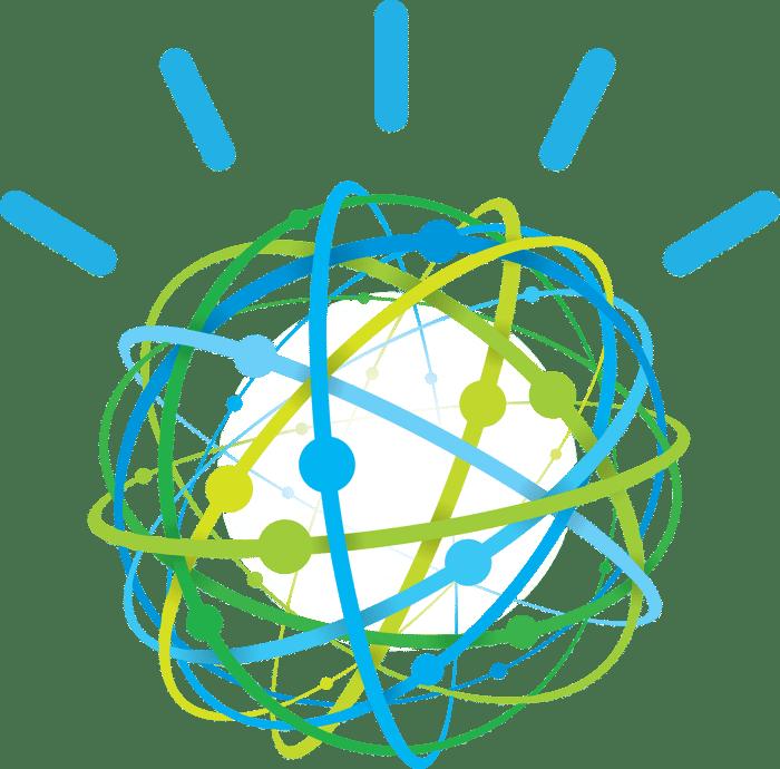 IBM Watson logo.