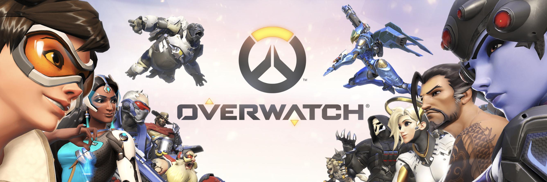 Activision Blizzard's Overwatch game box art
