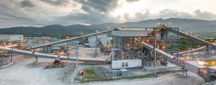 Tahoe's Escobal mine.