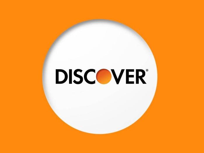 Discover logo.