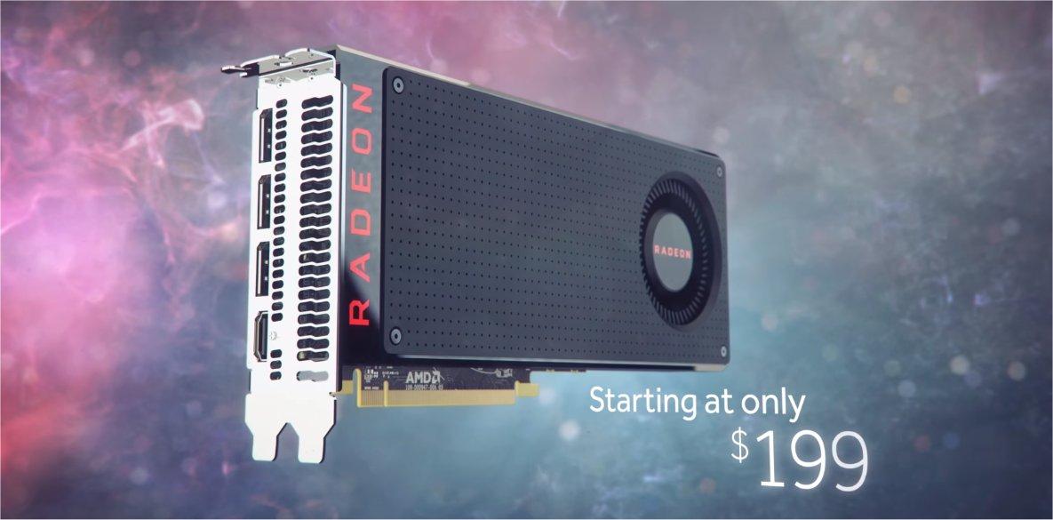 AMD's RX 480.