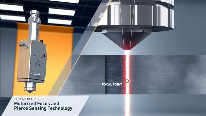 Laser system from IPG Photonics.