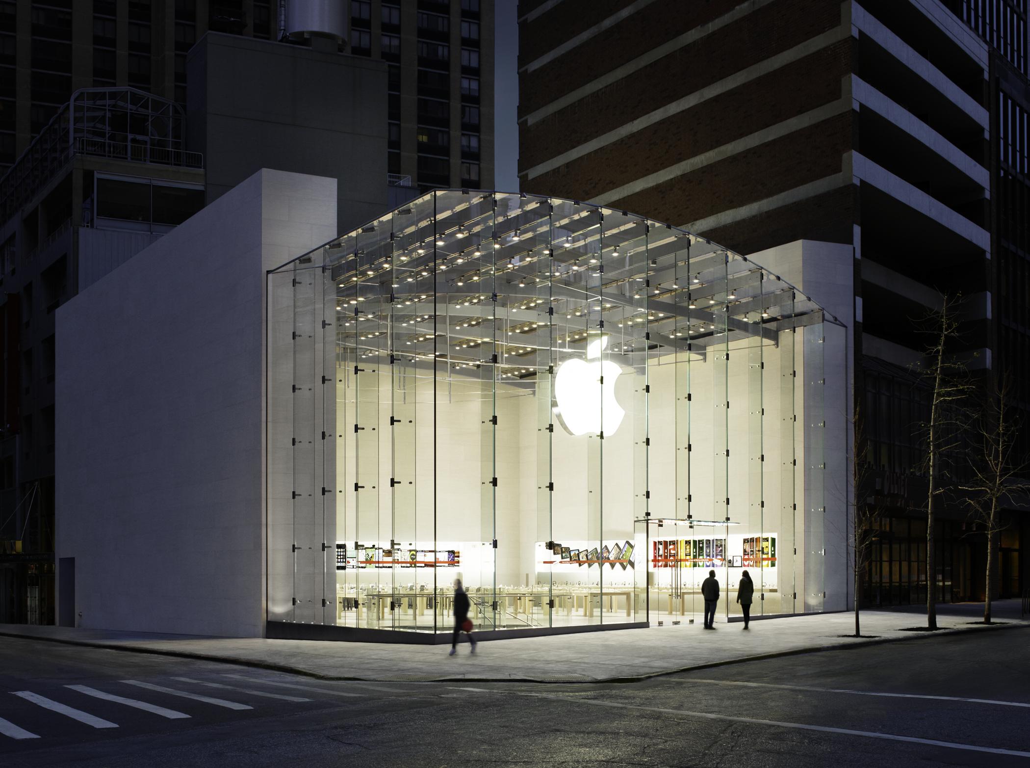 Apple Store, Upper West Side New York City