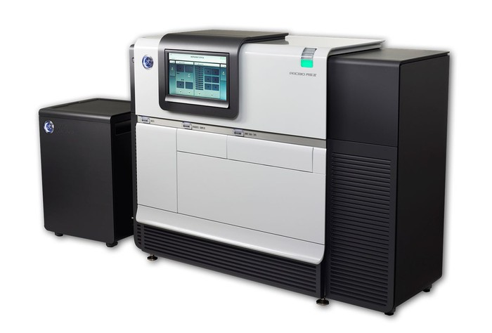 Pacific Biosciences RS II sequencing system.
