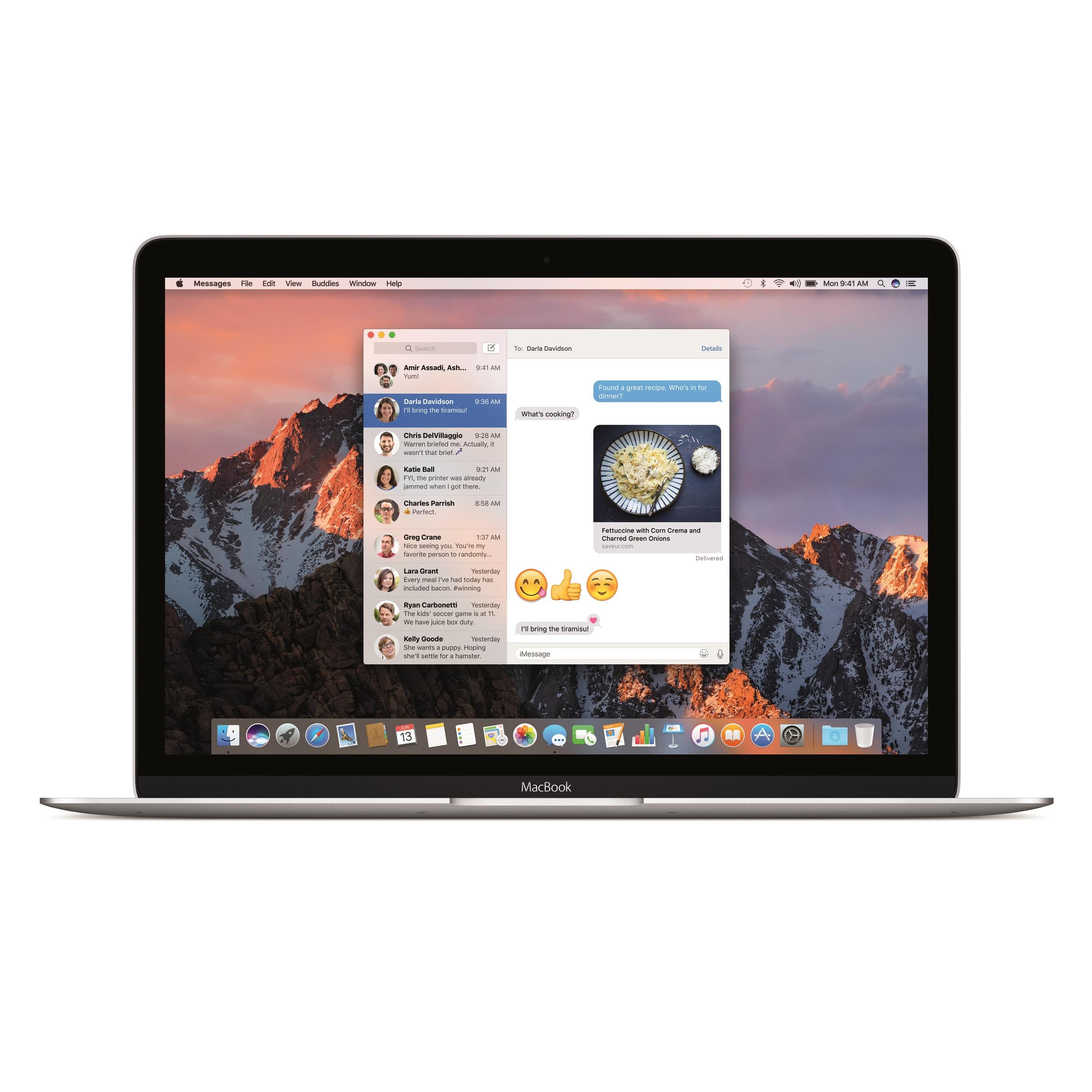 Apple's MacBook Pro.