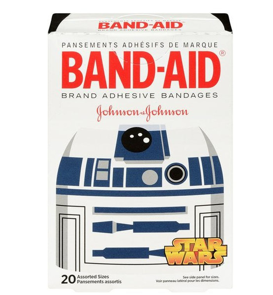 J&J's Band-Aids.