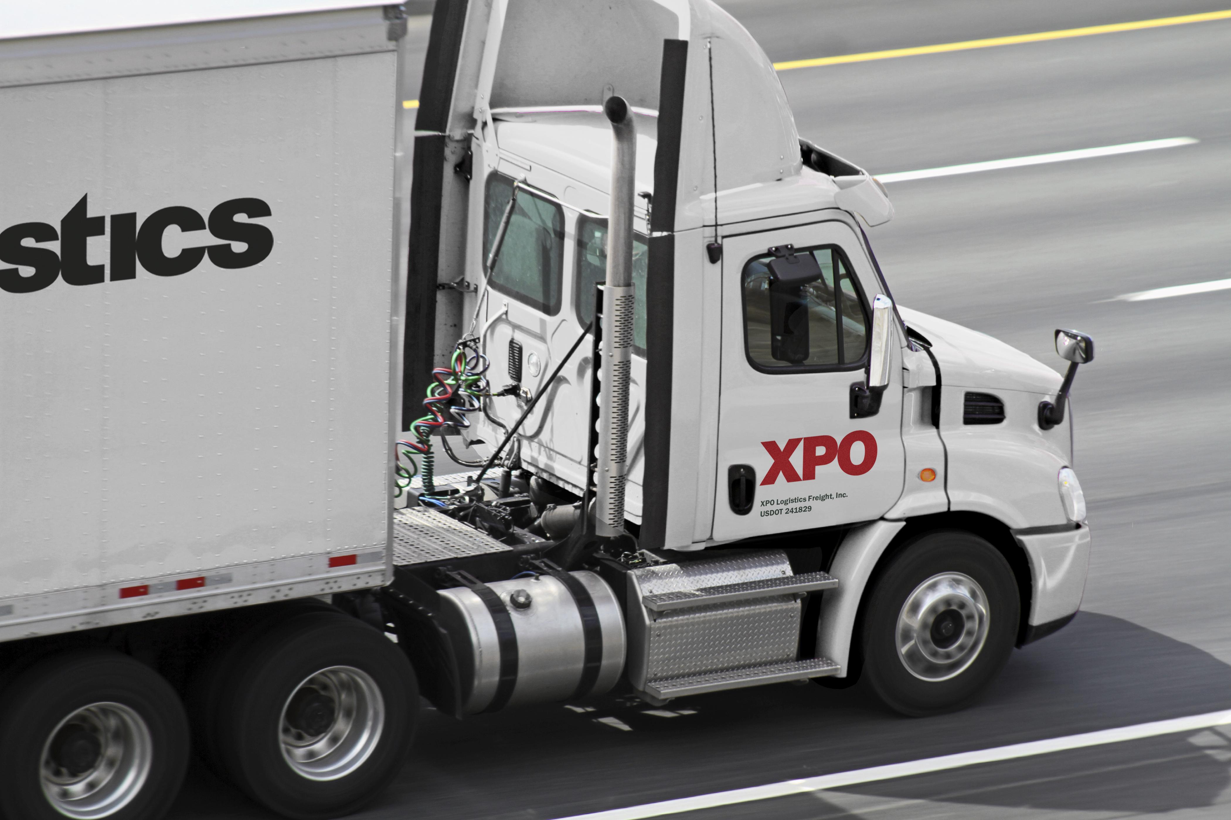XPO truck.