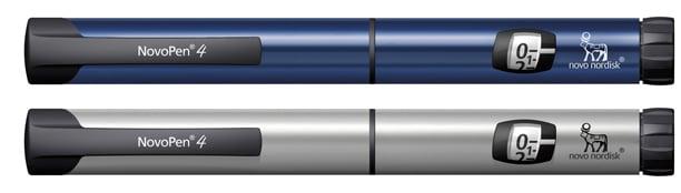 Novo Nordisk's pen injectors