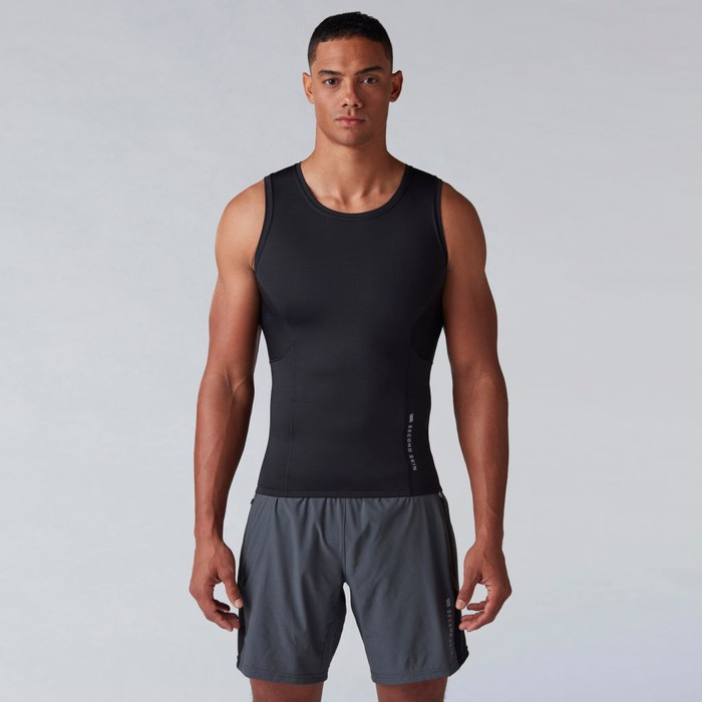 Second Skin Quatroflx sleeveless compression top