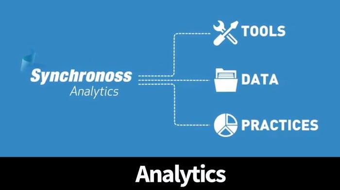 A Synchronoss Analytics graphic.