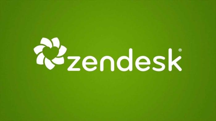 The Zendesk logo.